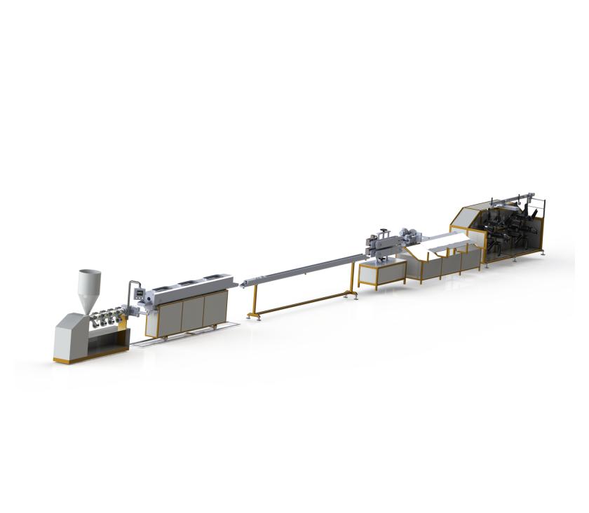 خط تولید لوله PP2063
